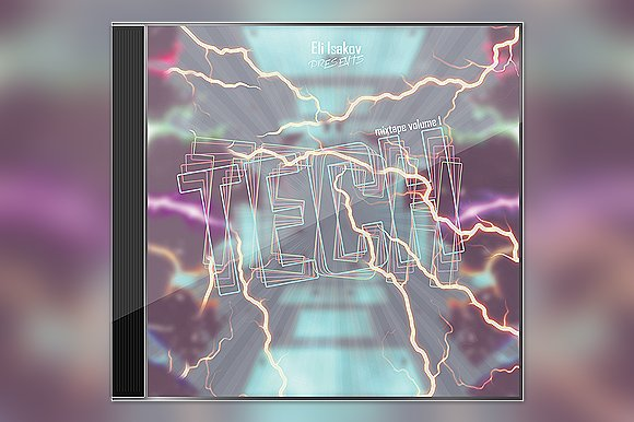 Tech - Premium Mixtape Cover