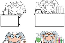 Funny Professor Collection - 1