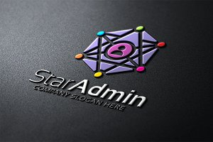 Star Admin Logo