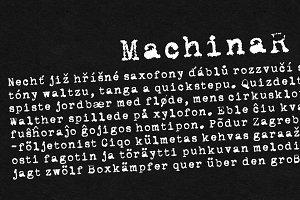 MachinaR