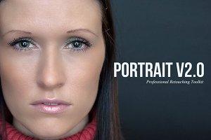 Portrait V2.0 - Pro Retouching