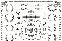 60% OFF! Decorative Design Elements