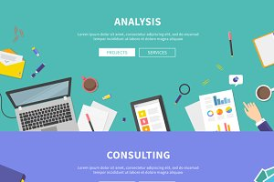 Consulting, Service, Analysis