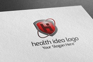 Health Idea Logo