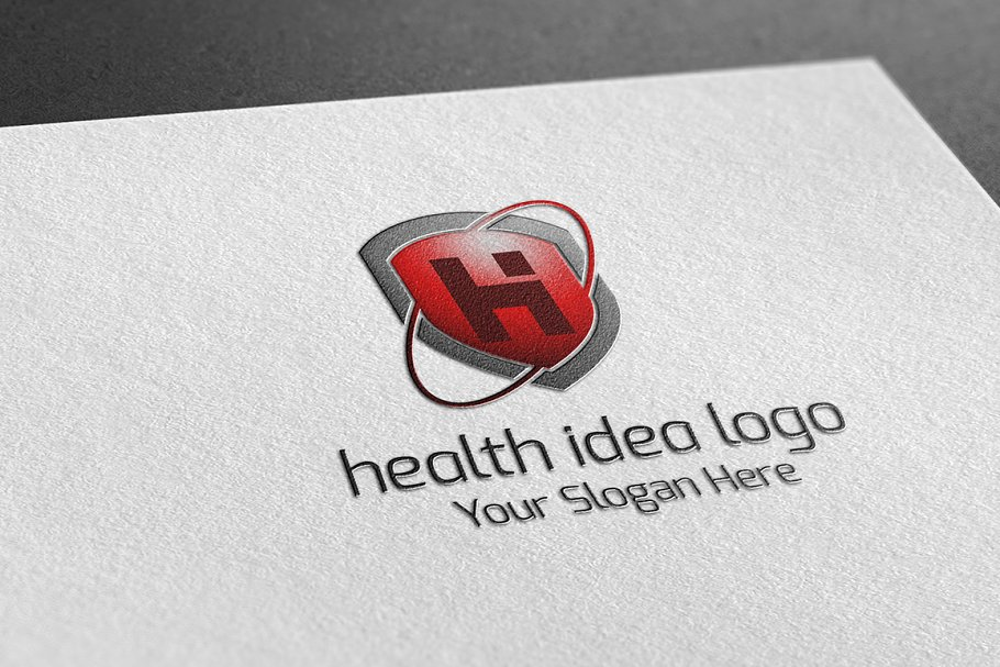 Health Idea Logo in Logo Templates