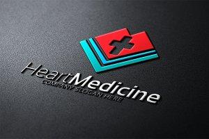 Heart Medicine Logo