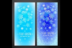 Christmas banner holiday background