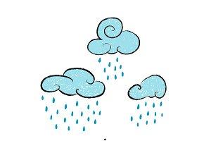 It's rain time