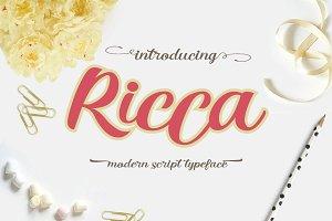 Ricca Script