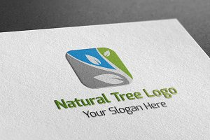 Natural Tree Logo