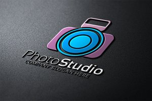 Photo Studio Logo