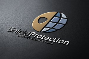 Shield Protection Logo