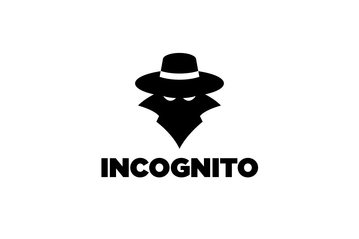 how to get rid of incognito icon