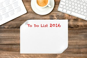 To Do List 2016 Business plan 50%OFF