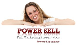 Power Sell PowerPoint Template