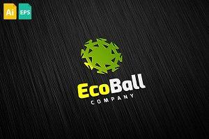 EcoBall Logo