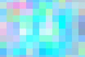Re-Created Colored Squares No. 1
