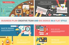 Business Plan and Creative Team