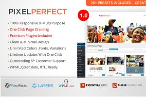 PixelPerfect Multipurpose WordPress