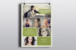 Photography Flyer Template | V163