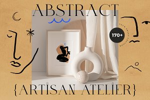 ABSTRACT atelier: art print creator