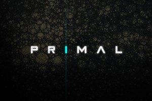 Primal - Futuristic Font