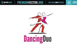 Dancing Duo Logo