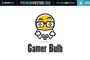 Gamer Bulb Logo