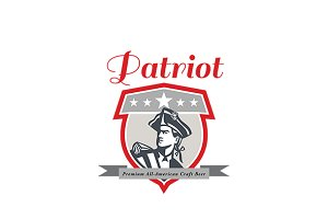Patriot Premium All-American Craft B