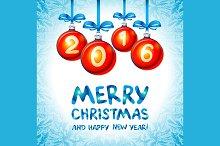 Merry Christmas Happy New Year 2016