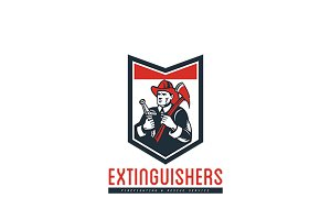 Extinguishers Firefighting and Rescu