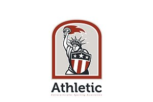 Athletic Sports Logo