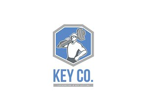Key Co Locksmith and Key Cutting Log