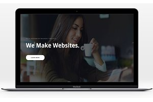 Handle - Responsive template