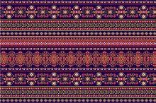 2 Ornamental Seamless Patterns