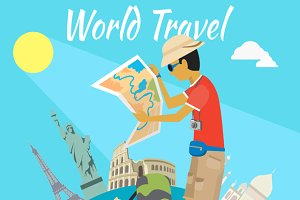 Concept World Adventure Travel