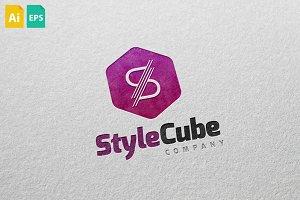 Style Cube Logo