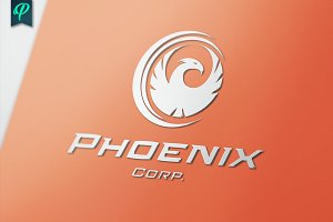 Phoenix Corporate Logo Template