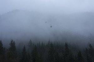 Sea to Sky Gondola British Columbia