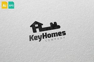 Key Homes Logo