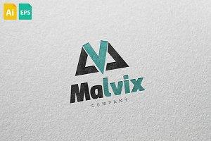 Malvix Logo