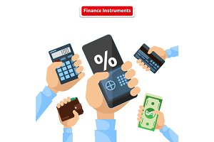 Finance Instruments Calculator