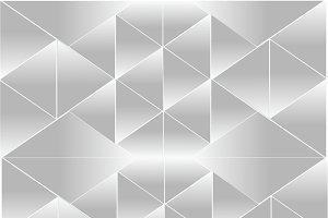 Abstract background silver