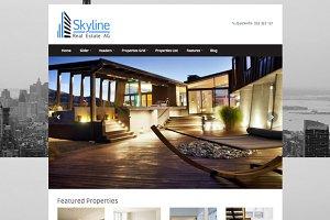 Skyline - a Real Estate Theme
