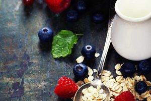 Healthy Breakfast.