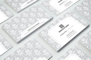 Elegant Business Card #5