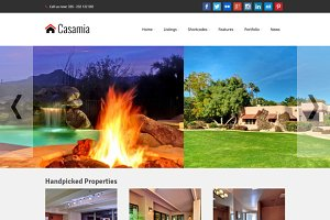 Casamia - WP Real Estate Theme
