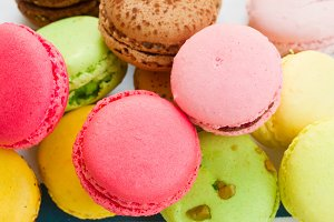 macaroons sweets