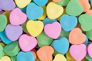 Candies for Happy Valetine's Day