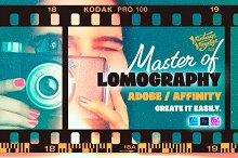 Master of Lomography • Creator by  in Add-Ons